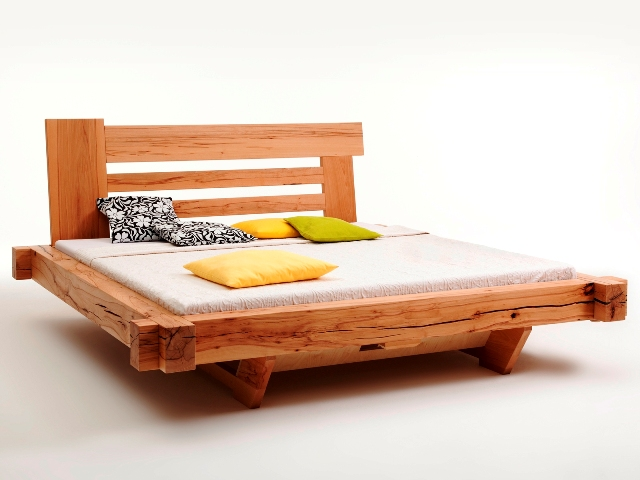 balkenbett holzschroeter. Black Bedroom Furniture Sets. Home Design Ideas
