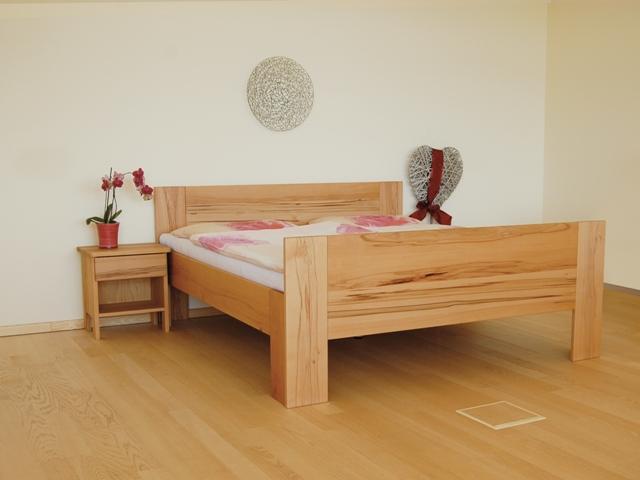 massivholzbett quader - modern wood bed designs | shit | pinterest ... - Dream Massivholzbett Ign Design