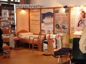 Holzschroeter Messestand