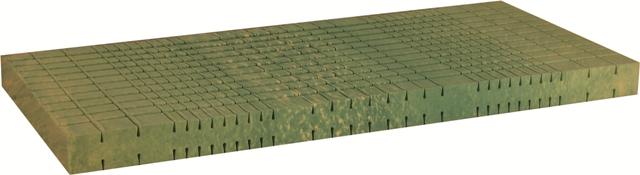 Nawapurmatratzenkern 12cm