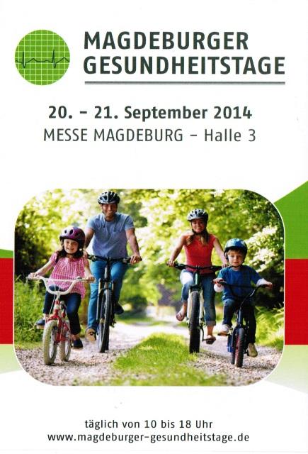2014 Magdeburger Gesundheitstage